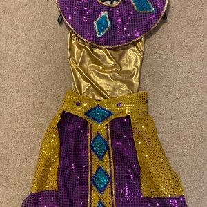 Other - Egyptian dance or halloween costume size 10